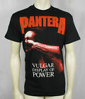 Authentic PANTERA Red Vulgar Display Of Power T-Shirt S M L XL 2XL NEW