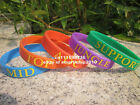 LOL League of Legends ADC JUNGLE MID SUPPORT TOP Silicon Wristband Bracelet