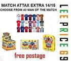 MATCH ATTAX EXTRA 14/15 CHOOSE FROM ALL 40 MAN OF THE MATCH CARDS