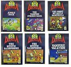 DUCKULA - Hardback Childrens Books (Kids/Reading/Stories) (Carnival/Vampire)