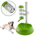 Automatic Cat Dog Water Drinker Dispenser Food Stand Feeder Dish Bowl Bottle