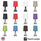 Trumpet Base Touch Dimmer Bedside Table Lamps Dimmable Lounge Light Lighting