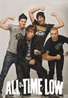 ALL TIME LOW Future Hearts PHOTO Print POSTER Don't Panic Shirt Tour 009