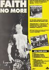 FAITH NO MORE The Real Thing 1989 Epic UK Tour PHOTO Print POSTER Sol Invictus 4