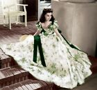 Gone with the Wind - Fabric Art Quilt Block - Scarlett - GWTW33