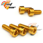 TFG Fuel cap bolts For Suzuki SFV 650 2009-2012