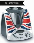 Thermomix Stickers Decal TM31 Front&Back option: BritishFlag