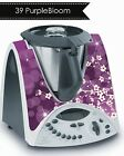 Thermomix Stickers Decal TM31 Front&Back option: PurpleBlossom