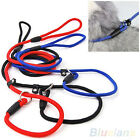 Classic Pet Dog Nylon Rope Training Leash Lead Strap Adjustable Traction Collar