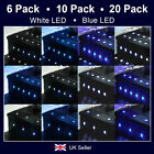 6/10/20 x MiniSun LED Decking Light Kits Outdoor Garden Plinth Lights Soffit