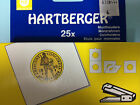 New  Hartberger Coin Holder NON ADHESIVE Free Selectable All Sizes from 15-53mm
