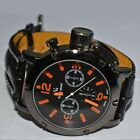 New Men's V6 Submariner Military Oversize Large Face Quartz Sports Wrist Watches
