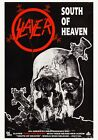 SLAYER South Of Heaven PHOTO Print POSTER Reign In Blood Repentless Shirt 001