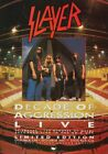 SLAYER Decade Of Aggression PHOTO Print POSTER Rein In Blood Shirt Repentless 04