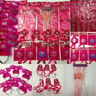 Hen Party Job Lot 30 Items *Sash, Shot Glass,Badge,Bopper & Straws 100% Official