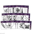 2015 Sheena Douglass Individual EZMount Rubber Stamps Crafters Companion NEW