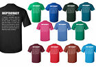 INEPTOCRACY T-Shirt 2012 Election Government  political CONVENTION  Back Print