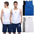 Mens Comfortable Breathable Sport Gym Vest Fitness Athletic Tank Top Quik Dry