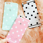 """New Luxury Cute Candy Colors Back Case cover For Apple iphone 5/5S/6 4.7""""/plus"""