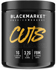 Blackmarket Labs AdreNOLyn Cuts Pre Workout BUILD MUSCLE PIC