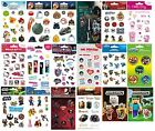 STICKER PACKS (Official) Large Range of Themes (Kids/Sticker Sheet/Reward)