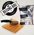 BILTONG CUTTER | SLICER KITS | INCLUDES SPICES