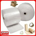 SMALL LARGE Bubble Wrap PARCEL TAPE kraft paper rolls CARDBOARD BOXES