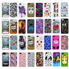 For Apple iPhone SE iPhone 5s Fashion Cute Design Pattern Hard Shell Case Cover