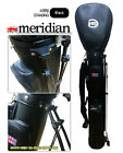 Golf Stand Half Bag Sunday Carry Travel Airplane Case Range meridian Premium