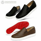 New Paperplanes PP1370 Fashion Leather Women Slip on Sneakers Shoes Flat Loafer