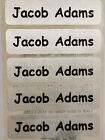 Printed Name IRON-ON or Peel & Stick Labels/Tapes/Tags lot INC POST 50-200