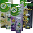 3 X AIR WICK FRESHMATIC COMPACT REFILL LAVENDER VANILLA SCENT HOME OFFICE
