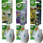3 X AIR WICK FRESHMATIC COMPACT MACHINE OR REFILLS LAVENDER VANILLA GOLDEN SCENT