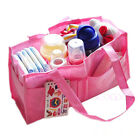 Portable Baby Infant Diaper Nappy Bag Mother Bag Handbag Organizer Storage New