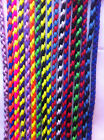 6ft Long Dog Lead Tracking Line Training Paracord Very Strong Choose Colours