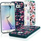 Glossy Print TPU Gel Case for Samsung Galaxy S6 Edge SM-G925 Skin Soft Cover