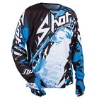 Shot Motocross Devo Shirt Load Blue