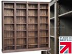 Large Solid Pine Bookcase,7ft Tall x 7ft Heavy Duty Bookshelves Library Unit