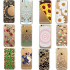 New Fashion Pattern Hard Back Skin Protect Case Cover For Apple iPhone 5/5S 5C 6