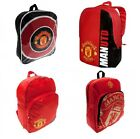 OFFICIAL MANCHESTER UNITED FOOTBALL CLUB - Backpack (Rucksack) School Bag