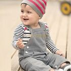 3PC Baby Boy Kid outfit Hat+Romper+Pants Jumpsuit Outfit Set boys Clothes 12M-3T