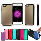 Shockproof Heavy Drop Protection Dual Layered Hybrid Case Cover For iPhone Lot