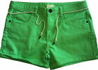 adidas neo denim shorts mint green f81047
