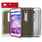 COTECHS GEL CASE SKIN TPU COVER FOR MOTOROLA MOTO G3 G 3 3RD GEN