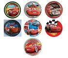 PAPER PLATES (23cm) - DISNEY CARS Designs (Kids/Party/Birthday/Tableware)