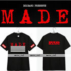 BIGBANG G-DRAGON GD MADE TOUR Tee T-shirt Kpop New