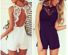 New Fashion Women Sexy Playsuit Ladies Summer Dress Shorts Jumpsuit Rompers