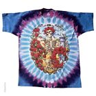 New GRATEFUL DEAD 30th Anniversary Tie Dye T Shirt image