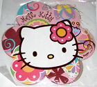 Hello Kitty Girlande Geburtstag Party Banner Fahne NEU