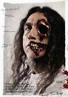 TOM ARAYA Slayer PHOTO Print POSTER Reign In Blood Repentless South Of Heaven 02